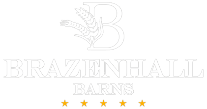 Brazenhall Barns Logo White Slideshow