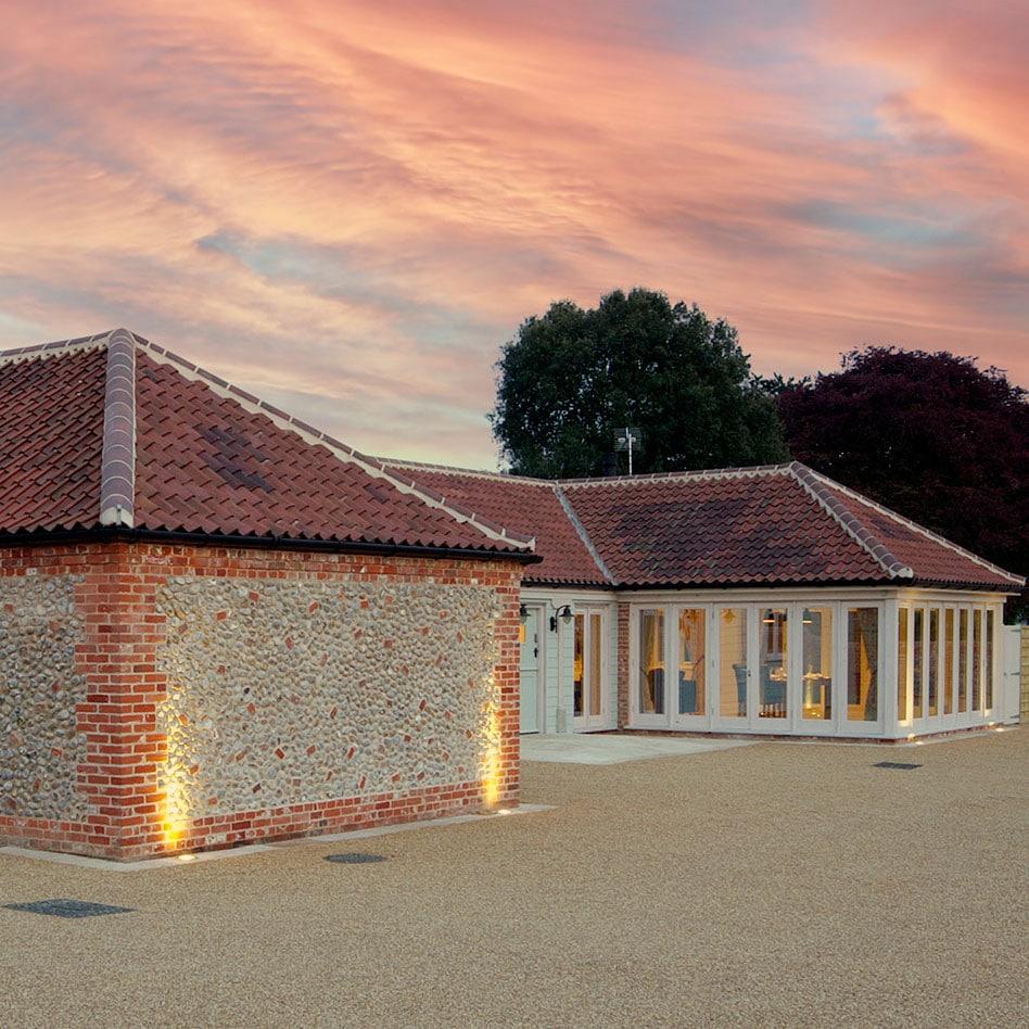 Brazenhall Barns - The Lodge