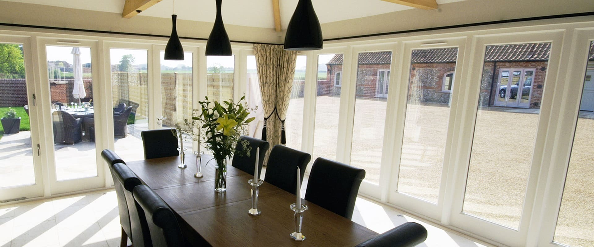The Lodge - Panoramic Dining Room
