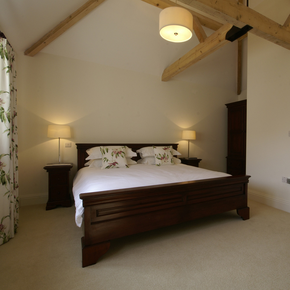 The Lodge - Master Bedroom 3 - Superking