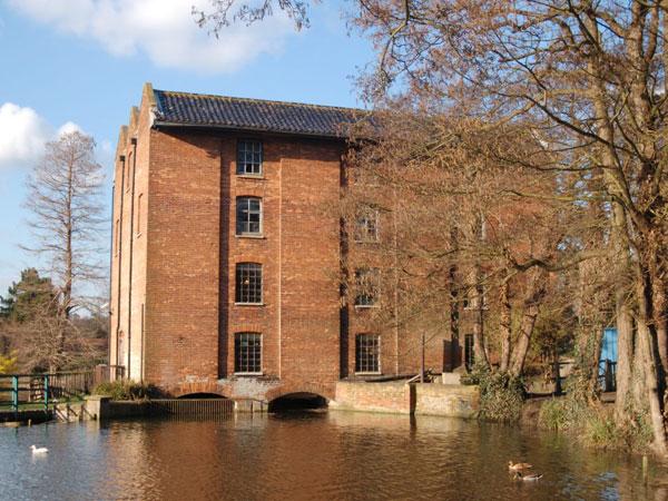 Letheringsett Watermill